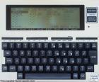 TRS-80 modèle 100 (1983)