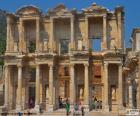 Bibliothèque de Celsus, Éphèse, Turquie