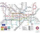arte du métro londonien