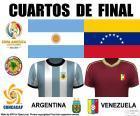 ARG - VEN, Copa América 2016