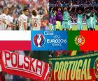 PL-PT, quarts de finale Euro 2016