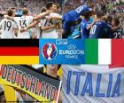 DE-IT, quarts de finale Euro 2016