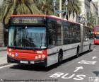 Bus urbain de Barcelone