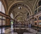 Gare de France, Barcelone