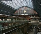 Gare de St. Pancras, Londres