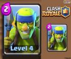 Gobelins à lances de Clash Royale
