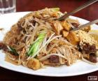 Nouilles frites, Thaïlande