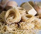 Pâtes italiennes, Spaghetti