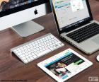 Plusieurs produits Apple