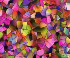 Polygones de couleurs