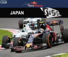 Carlos Sainz Jr. GP du Japon 2016