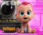 Le bébé est adorable, mais il apporte des problèmes pour Junior et Tulip