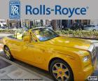 Rolls-Royce jaune