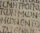 Écriture grecque antique