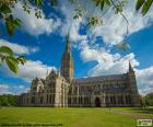 Cathédrale de Salisbury, ENG