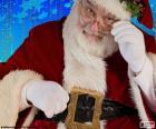 Santa Claus observé