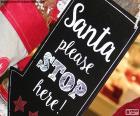 Message pour le Père Noël