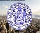 Sceau of New York