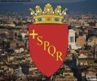 Blason de Rome