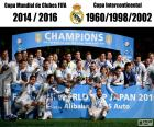 Real Madrid, Cupe FIFA 2016