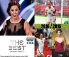Meilleur joueuse de la FIFA 2016