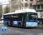 Bus urbain de Madrid