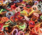 Bracelets de couleurs