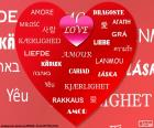 Coeur de l'amour