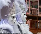 Masques blancs