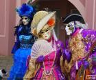 Costume classique vénitien