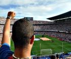 Camp Nou, Barcelone