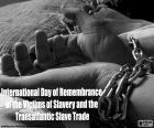 Journée internationale de commémoration des victimes de l'esclavage et de la traite transatlantique des esclaves
