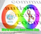 Journée mondiale de l'autisme