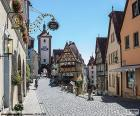 Rothenburg, Allemagne