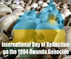 Journée de réflexion sur le génocide de 1994 au Rwanda