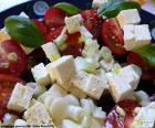 Salade de fromage