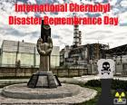 Journée internationale du souvenir  de la catastrophe de Tchernobyl