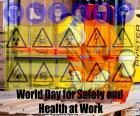 Journée mondiale pour la sécurité et la santé au travail