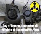Journée du souvenir dédiée à toutes les victimes de la guerre chimique