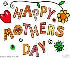 Heureuse fête des mères