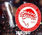 Olympiacos FC champion 2016-2017