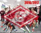 Spartak Moscou, champion de 16-17