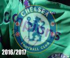 Chelsea FC champion 2016-2017