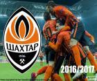 Shakhtar Donetsk, champion 2016-17