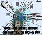 Journée mondiale des télécommunications et la société de l'information