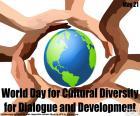 Journée mondiale de la diversité culturelle  pour le dialogue et le développement