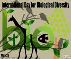 Journée internationale de la diversité biologique