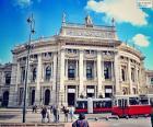 Burgtheater, Autriche