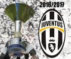 Juventus, champion 2016-2017