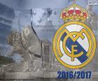 Real Madrid, champion 2016-2017